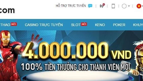 KHUYẾN MÃI CHÀO MỪNG 4,000,000 VND cho thành viên mới tại w88