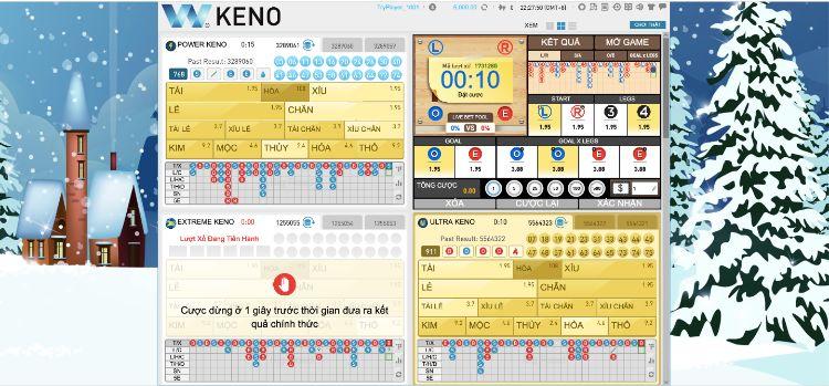 3 kinh nghiệm hay chơi W Keno nhanh lên tiền tại nhà cái W88
